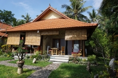 Rooms at Alam Mimpi, Bali