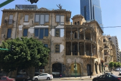 Beit Beirut in Beirut