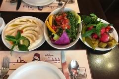 Essen im Beit Halab in Beirut