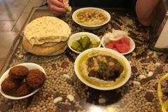 Ben-Sira Hummus in Jerusalem
