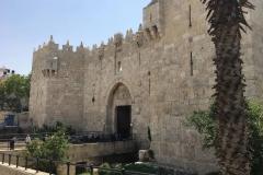 Damascus Gate in Jerusalem