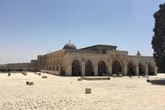 Al-Aqsa Mosque / al-Aqsa-Moschee in Jerusalem