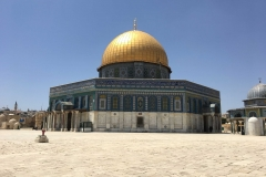 Dome of the Rock / Tempeldom in Jerusalem