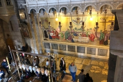 Church of the Holy Sepulchre / Grabeskirche in Jerusalem