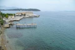 Faliraki Bathing Beach_Stadtstrand_Korfu