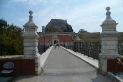 Old Fortress_Eingang_Korfu
