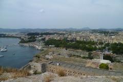 Panorama_Korfu_Stadt