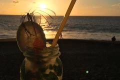 Sundowner_Mojito_Kiosco Ocean Drive_La Palma