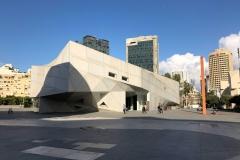 Tel Aviv Museum of Art in Tel Aviv