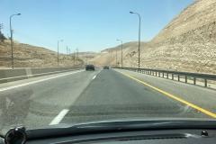 A1 Richtung Totes Meer / Dead Sea