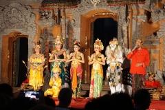 Ubud Palace, Balinese Dance, Bali