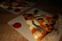 Best Pizza at Teder.fm in Florentin, Tel Aviv