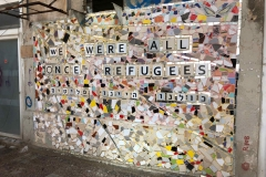 We Were All Once Refugees in Tel Aviv