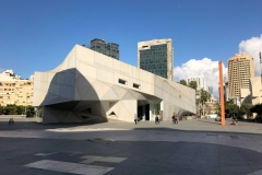 Tel Aviv Museum of Art in Tel Aviv